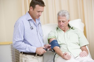 bigstock-Doctor-Checking-Man-S-Blood-Pr-4137090