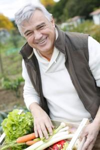 bigstock-Senior-man-in-kitchen-garden-p-39164245