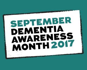 Dementia Awareness Month – September